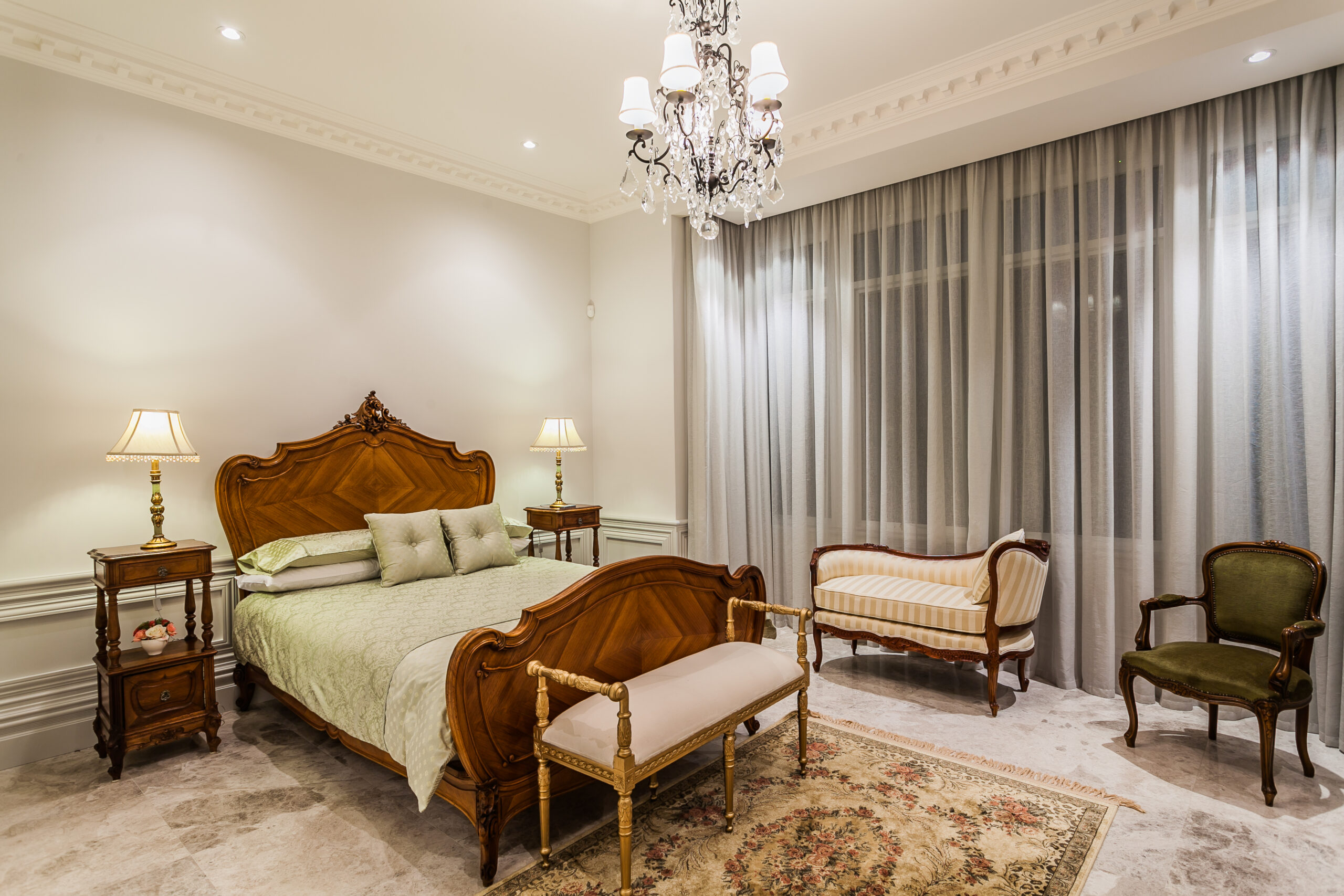Attadale Residential - Bedroom Style 3
