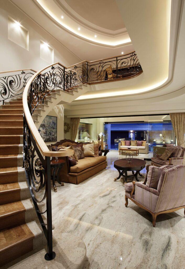 Applecross Residence - Stairs