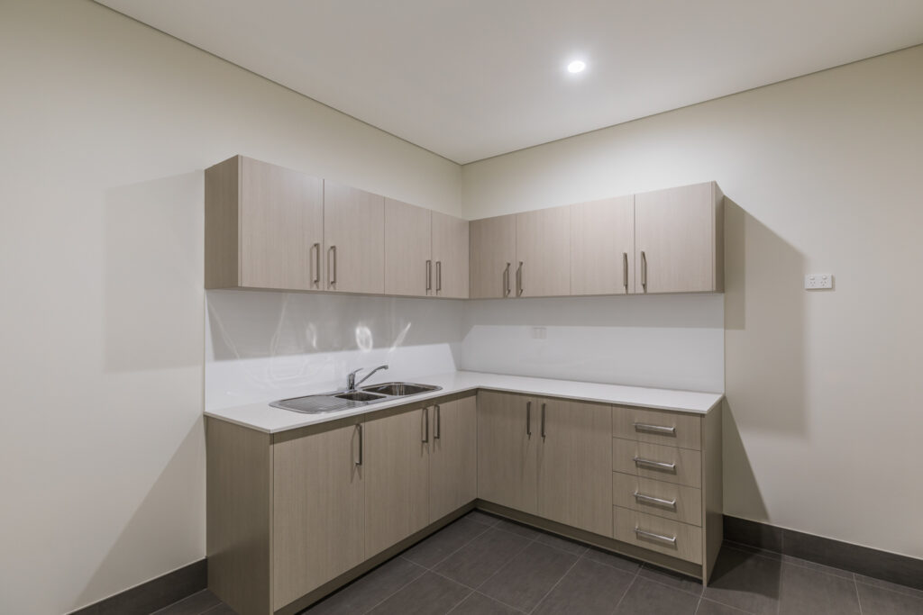 50 Tacoma - Kitchen