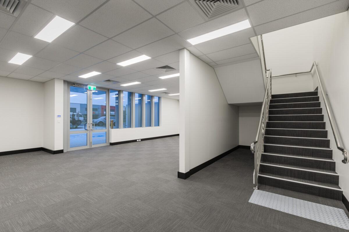 50 Tacoma - Interior Office