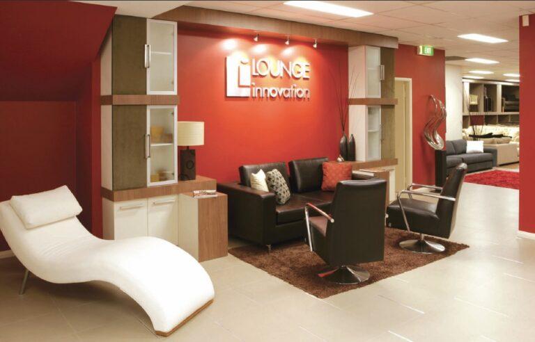 Lounge INnovation Showroom - Lobby