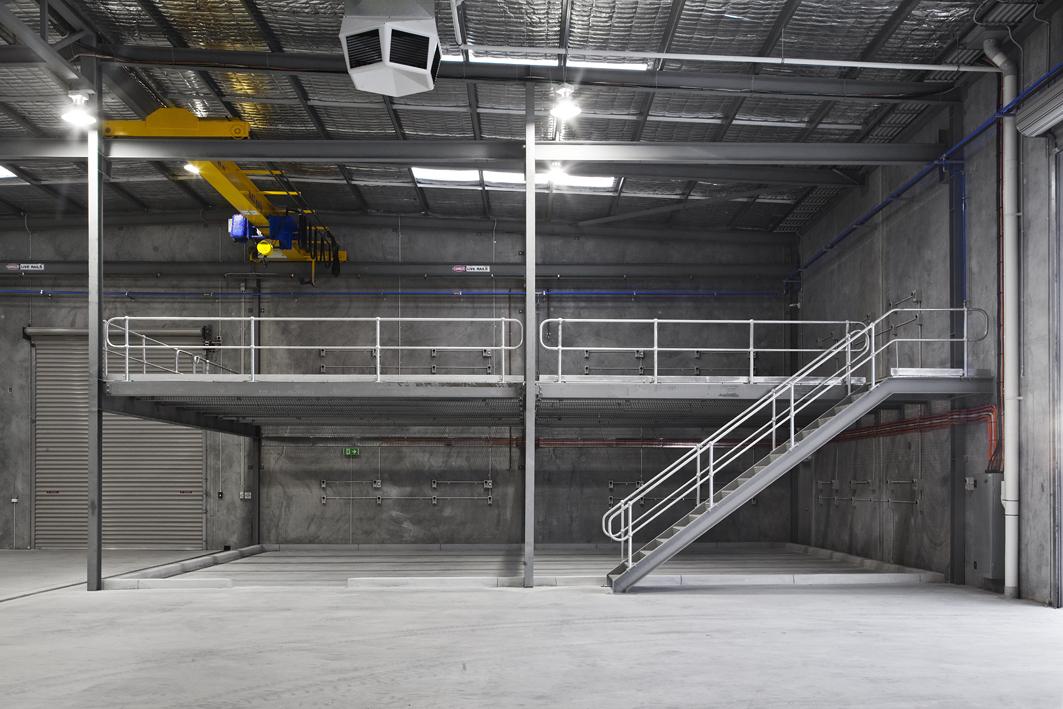 MulgulRoad - Warehouse