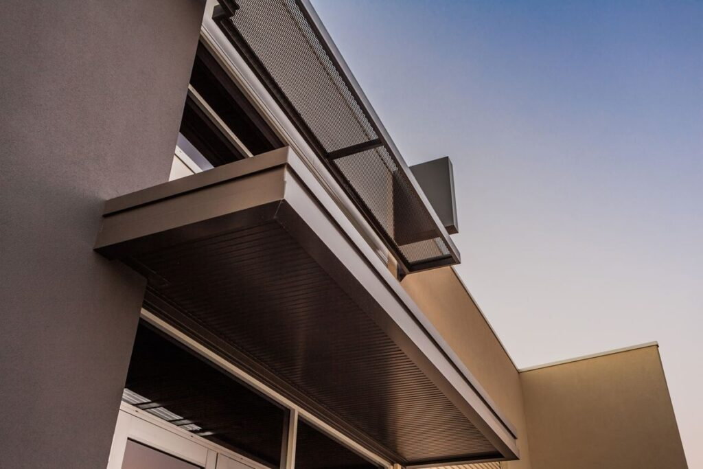 Multi Unit Development Wangara - Facade Detail