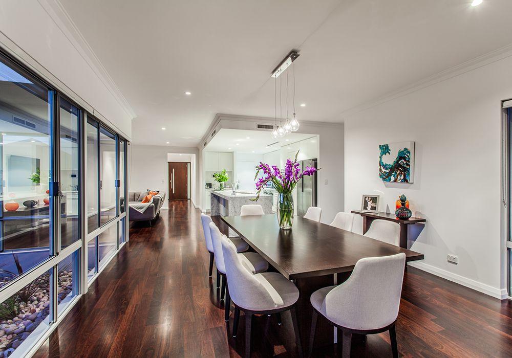 Narrow Lot - Dinning Room2
