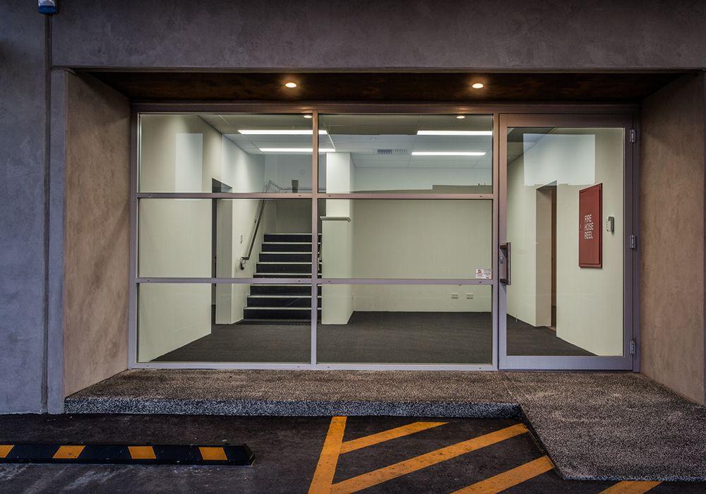 WangaraWarehouse - Entrance