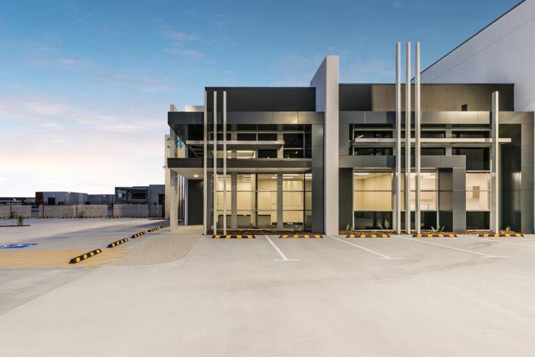 Kincrome Australia WA Headquarters-Facade6